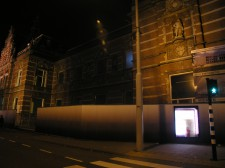 Fencing the Museum - part 7 - David Jablonowski (2009)