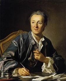 Portret van Denis Diderot door Louis Michel van Loo (1767)