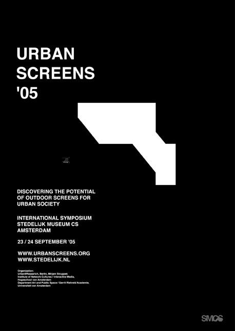 Urban Screens '05