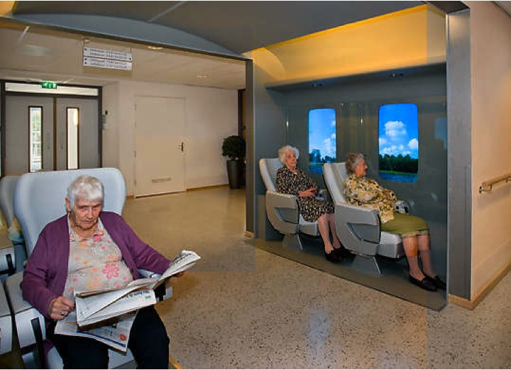 Alzheimer Travel Experience - Yvonne Dröge Wendel and Lino Helling (2008)