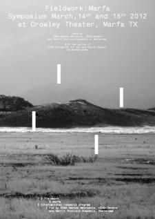 Fieldwork-Marfa Symposium
