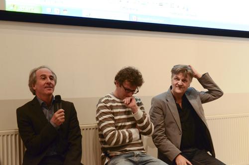 LOKO12 - Slotdebat met Lex ter Braak, Nils van Beek en Jeroen Boomgaard